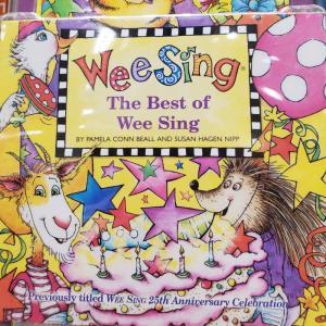 海外の子供たちが大好きなCDアルバム、『WeeSing』シリーズ♪