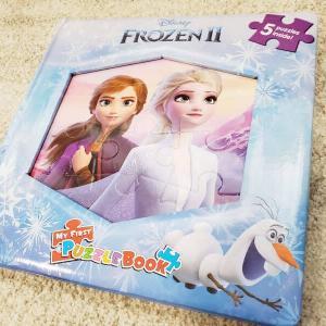 ディズニー好きにはたまらない!Disney Babyの絵本でおうち英語を始めよう