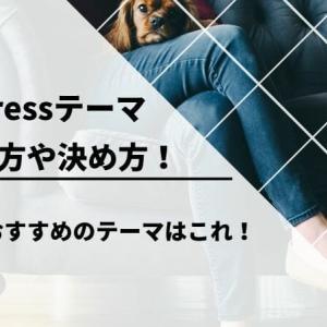 WordPressテーマの選び方や決め方!初心者におすすめの有料テーマ!