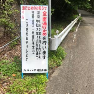 沢登り 栗島川① 20200603