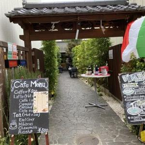 【浅草】テラスワンコOK LaVASARA CAFE&GRILLランチ♪♪