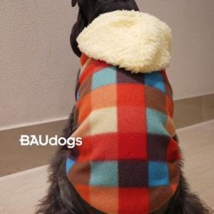 【BAUdogs】新作フリースパーカーリリース情報♪♪