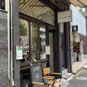 【小伝馬町】北出食堂で美味しいタコスランチ。