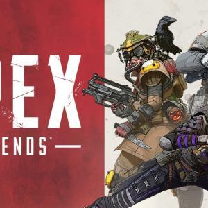 apex legendsの魅力について語る
