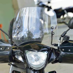 原付二種バイク通勤、街乗りを快適にする、おすすめ装備4選