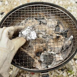 BBQの片付け方。お家バーベキューを最速で片付ける方法。