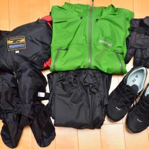 原付バイクの雨の日の対策。辛さを軽減するおすすめの服装。