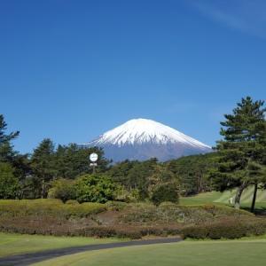 210422富士国際ゴルフ倶楽部 乙女コース (2回目)