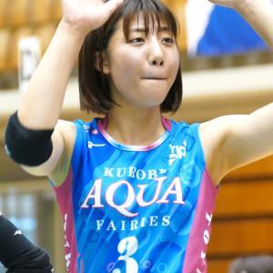 【 女子バレー 】 間橋香織(まばしかおり)選手のカッコよすぎる画像集⑥