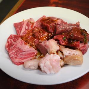 岡山市北区丸の内の大衆焼き肉(マンボ)