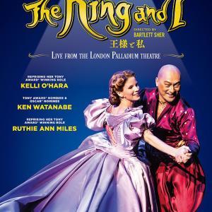 ロンドン版「The King and I 王様と私」Live Viewing を見る!