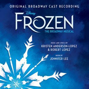 Disney『アナと雪の女王』ブロードウェイ版CD発売のお知らせ