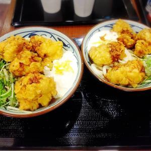 【丸亀製麺】復活!タル鶏天ぶっかけうどんを食べてきた【人気メニュー】