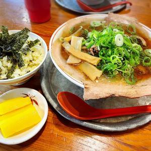 大きなチャーシューが特徴!「神戸ラーメン第一旭」のラーメン食べてきた!