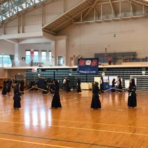 奄美少年剣道新人戦大会が開催されました