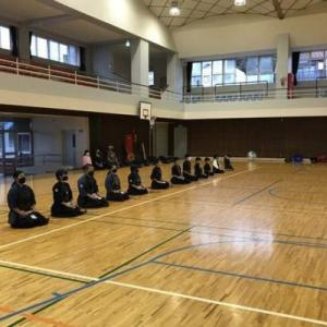 合同稽古でモチベーションアップ! 2020.11.15