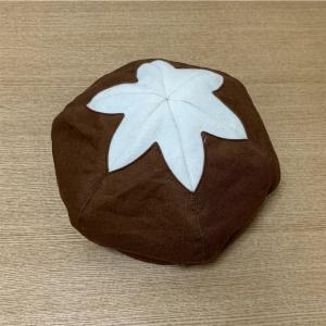 【洋裁CAD】美味しい秋の帽子