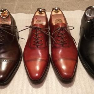 靴磨きが趣味です ~サラリーマン必見の革靴のお手入れ方法~