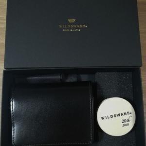 WILDSWANSのミニ財布(kf-003)を購入しました