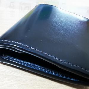 WILDSWANSのミニ財布(kf-003)のエイジングについて(1年10ヶ月)