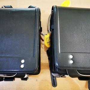 革好きによる土屋鞄のランドセルの耐久性レビュー(6年生と1年生の土屋鞄のランドセルを比較してみた)
