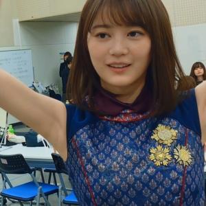生田絵梨花の美ワキがドアップで映し出された瞬間 【 画像41枚 】