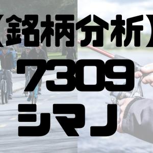 【銘柄分析】7309シマノ【自転車】【釣り】