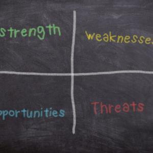 SWOT分析を学ぶ | 時間を2倍に圧縮し丁寧に生きていくブログ