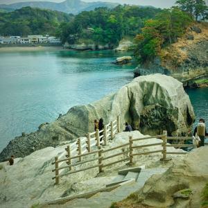 ゆるキャン△聖地巡礼「堂ヶ島」に行ってきました!