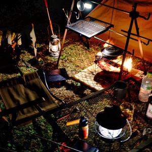 ランタン×焚き火×ウイスキーでゆったりキャンプ! in 山形県上山市『蔵王坊平国設野営場』