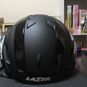 LAZER CENTURYヘルメットのフィット感