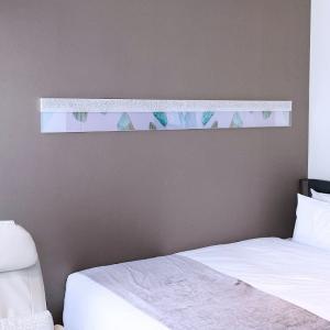 【宿泊記】レムプラス銀座 / ダブルルーム「大画面で宝塚が鑑賞できる眠りに特化したスタイリッシュなホテル」