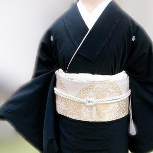 【着付け】紐使いによる留袖の着せ方と手結びの二重太鼓