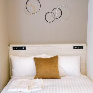 【宿泊記】ホテルビスタ東京[築地]/ モデレートセミダブル「2020年7月にオープンしたばかりのセンスの良いホテル」