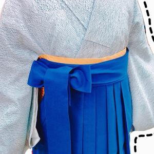 【着付け】女袴の付け方