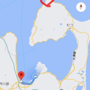 【日本一周中】青森フェリーが欠航になった話