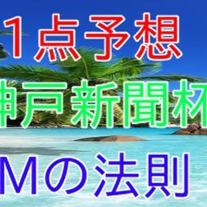 神戸新聞杯&オールカマー&みんなで当てよう2000円でWIN5