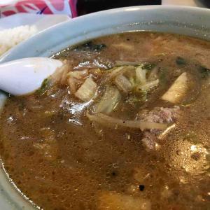 埼玉県は志木市にある王蘭の味噌ラーメンれぽーと