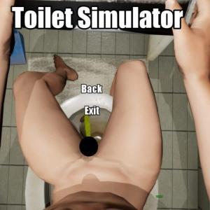 まさにクソゲー トイレットシミュレーター Toilet Simulator