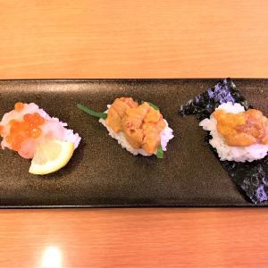 今週のお題寿司×北海道×今日のお昼ご飯