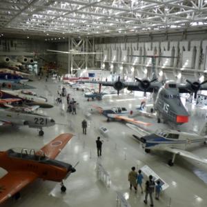 かかみがはら航空宇宙博物館&世界淡水魚園水族館を見学。 なんと世界最大級の淡水魚水族館