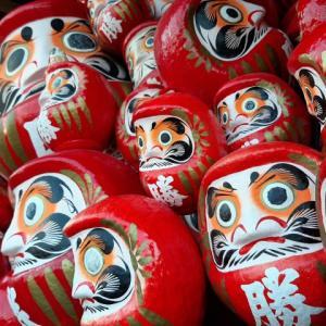 【勝ちダルマ】勝尾寺を参拝。境内はダルマまみれ&意外とバリアフリー。