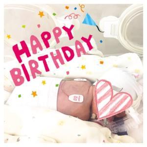 4y0m*4歳のお誕生日①