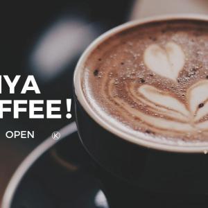 【EDIYA COFFE】イディヤカフェのオープン記念のイベントはどんなものか?