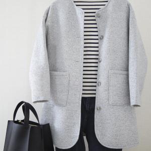3年目のコート【ミニマリストのファッション】