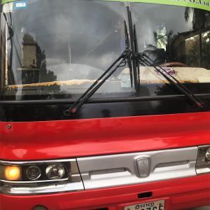 書くのを忘れていたバスでのシェムリアップからバンコク国境越えとバンコクと