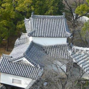 """<姫路城>の""""二重櫓""""を巡る(2)"""