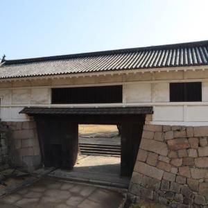 """<福山城>の""""櫓門""""を巡る"""