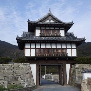 """<金石城>の""""櫓門""""を巡る"""