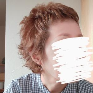 脱ヅラ後のヘアカラー